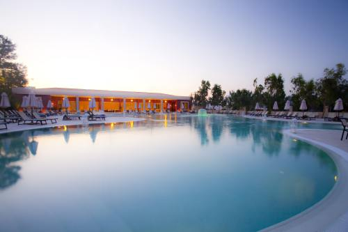 Alkyon Resort Hotel & Spa, Βραχάτι