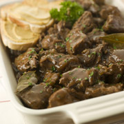 Carbonnade βοδινού στην κατσαρόλα
