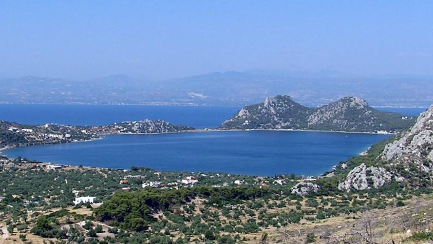 Λίμνη Βουλιαγμένης - Κορινθία
