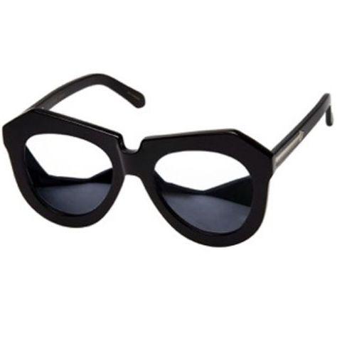 Πολυγωνικά κοκάλινα γυαλιά Celine (www.karenwalker.com) a4f24a0d22a