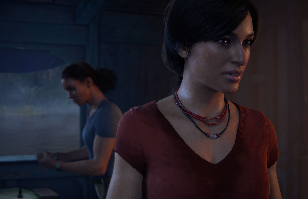 Uncharted: The Lost Legacy, με δώρο... Jak&Daxter!