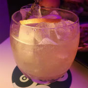 Non alcoholic cocktail (Galaxy)