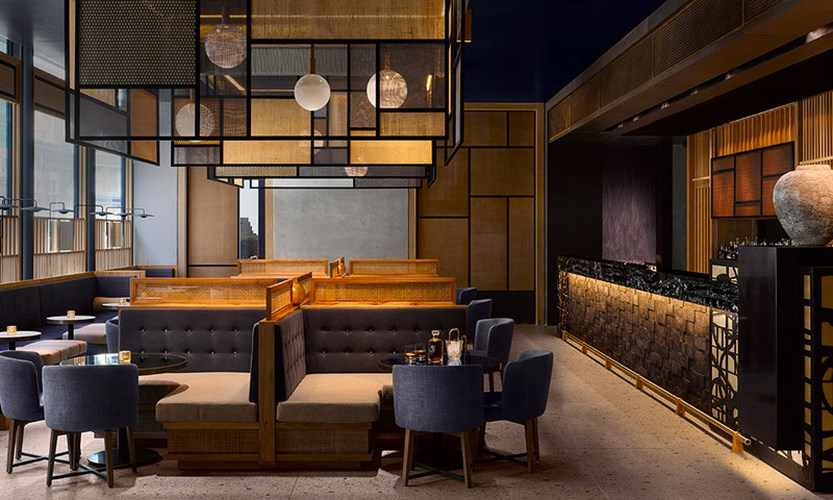Nobu Hotel Shoreditch, Λονδίνο