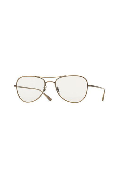 Μεταλλικά γεωμετρικά γυαλιά ηλίου Oliver Peoples (www.bergdorfgoodman.com) 625ca901400