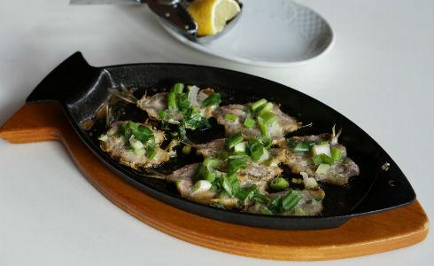Θαλασσινές συνταγές από το εστιατόριο Καράμπουρνο στη Θεσσαλονίκη