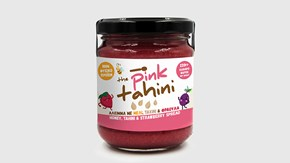 The pink tahini is here!