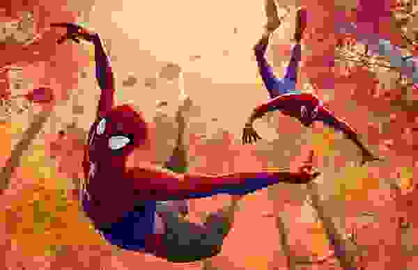 Κλήρωση Spider-man: Into the Spider-Verse