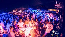 Sun:Set 7 launch party στο Astir Beach