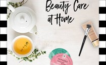 Beauty care at home