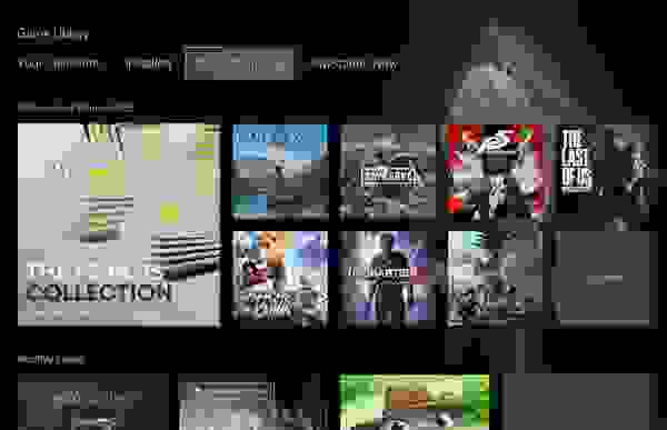 Το γραφικό περιβάλλον του PS5 σε στιγμιότυπα