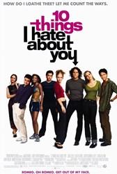 10 Πράγματα που Μισώ σε Σένα